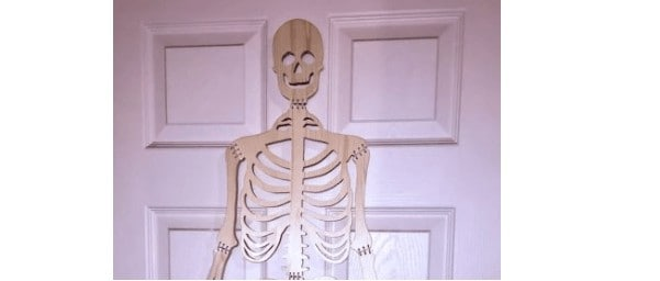 free scroll saw patterns skeleton