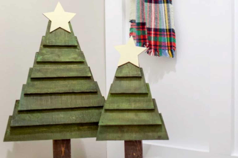 Christmas Wood Crafts.13 Simple Diy Christmas Wood Crafts To Make Sawshub