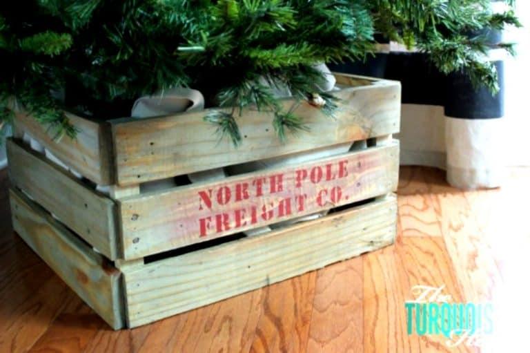 17 DIY Christmas Tree Stand Ideas for the Holiday Season - post thumbnail