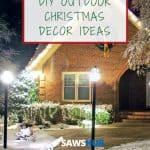 Cover image for 15 DIY outdoor Christmas decor ideas