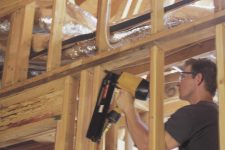 How to Use a Framing Nailer