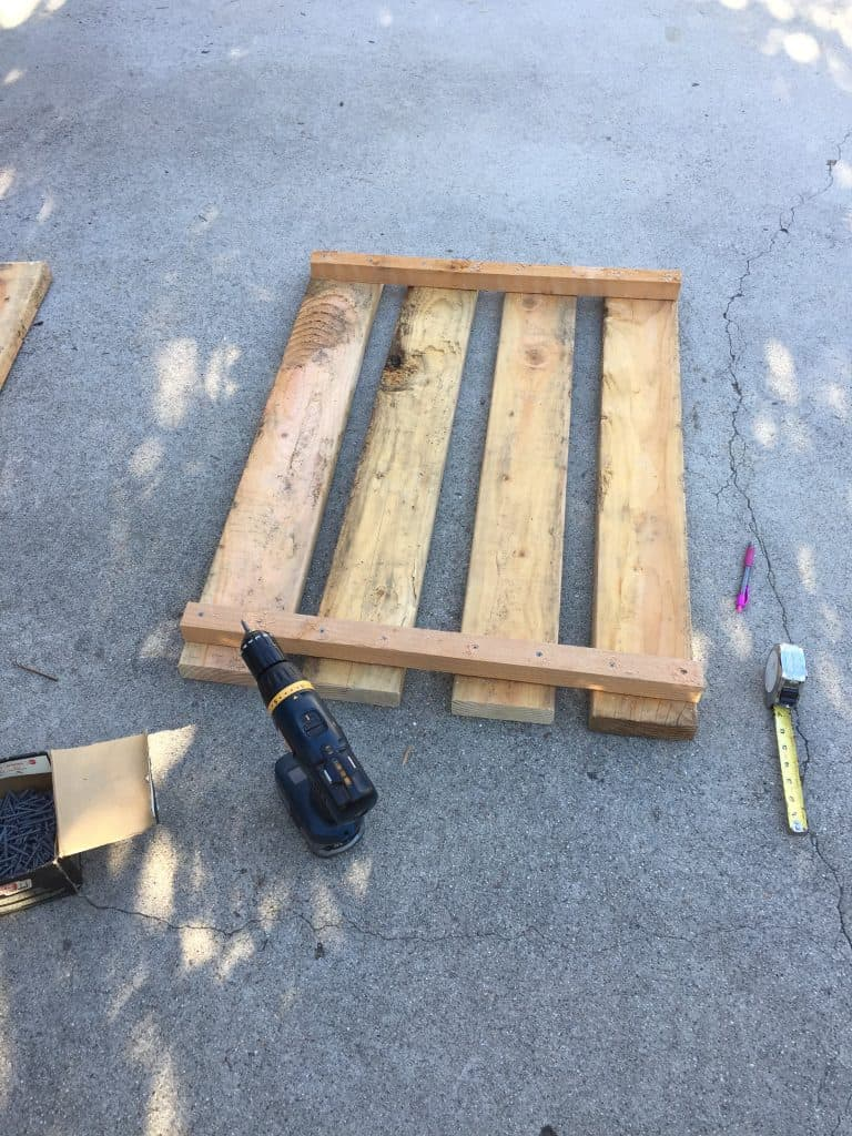 Impact wrench with good size air compressor for wood DIY project