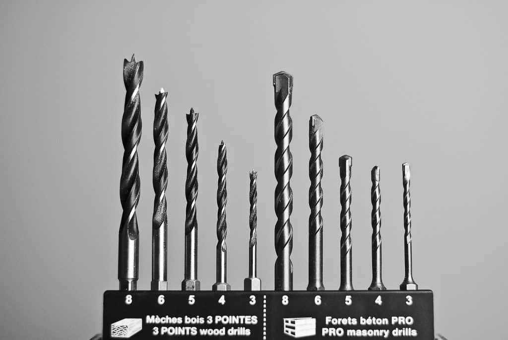 Selecting the drill bit size for a 1/4 tap