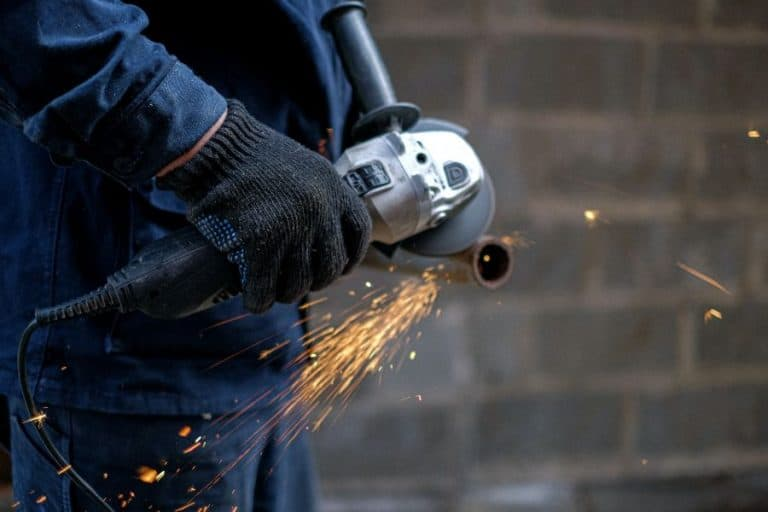 How to Cut Cast Iron Pipe With an Angle Grinder - post thumbnail