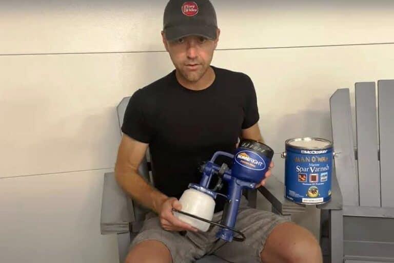 HVLP vs Airless Paint Sprayer - post thumbnail